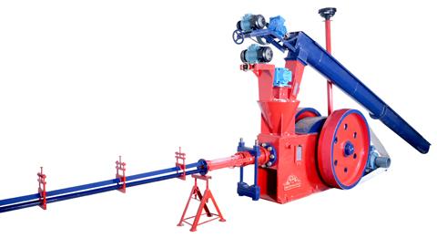 Briquetting Press Super 70