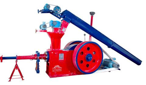 Briquetting Press Jumbo 90