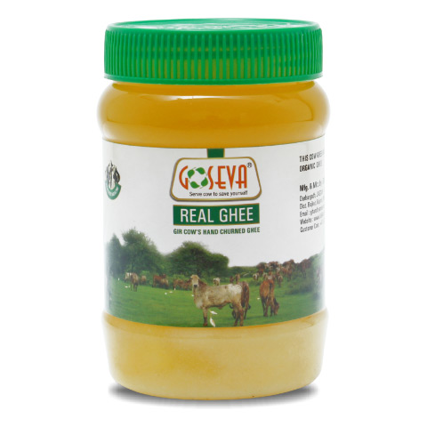 Pure Real Cow Ghee